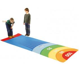 Cible de jeu géante 3 mètres pour lancer