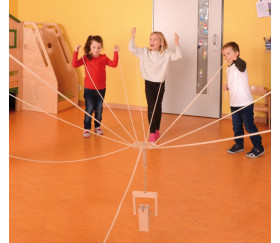 Construisons ensemble - jeu coordination coopératif