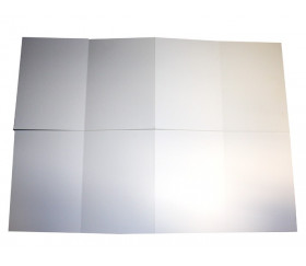 Plateau de jeux 840 x 600 mm GEANT pliable rectangle