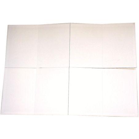 Plateau de jeux 840 x 600 mm GEANT pliable rectangle