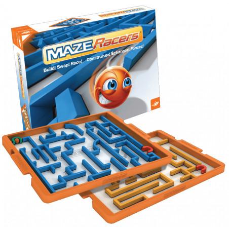 Labyrinthe magnétique Maze Racers