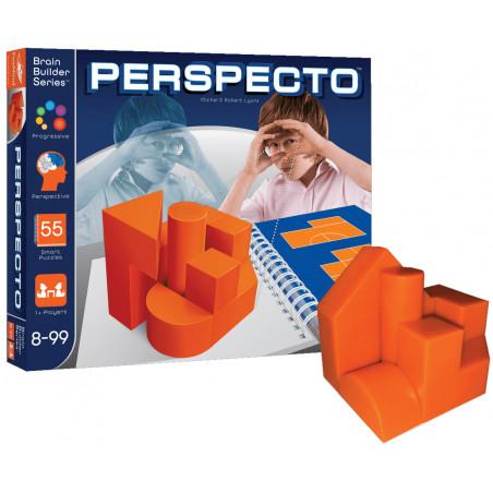 Jeu de construction 3D Perspecto