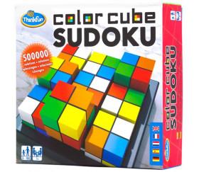 Sudoku 9 cubes de couleurs Thinkfun