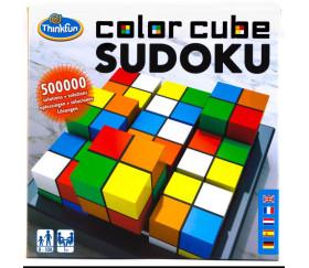 Color Cube Sudoku Thinkfun - jeu de logique 1 joueur évolutif
