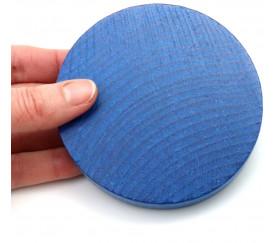 Palet bleu géant en bois 10 cm pour jeu 97 x 15 mm