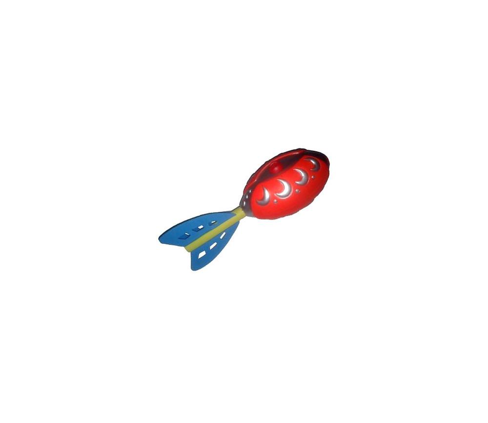 Balle fusée mousse 23 cm x 8.3 cm