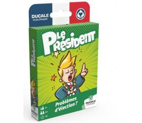 Jeu de cartes Le Président