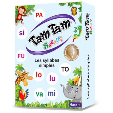 Tamtam Safari Les Syllabes