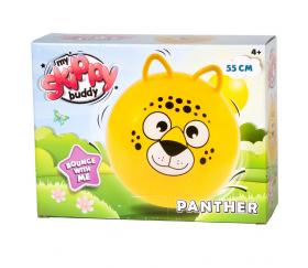 Ballon panthère sauteur - jouet enfant 55 cm de diamètre