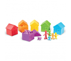 set All about me Sorting Neighbourhood de Learning Ressources