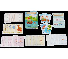 Jeu de 110 cartes La pêche aux mots