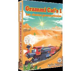 Jeu Grammi Cat's 1 - classes grammaticales du CE1 au collège