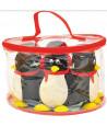Bowling pingouins pour enfants