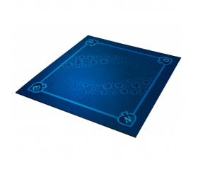 Tapis jeu 60 x 60 cm Tarot bleu Pique Forest