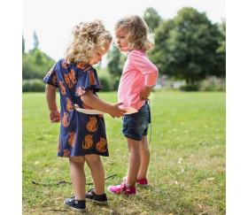 Attrapez les queues jeu de course enfants