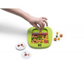Jeu d'adresse la cueillette des pommes- 64 pièces