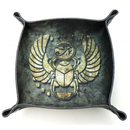 Piste de dés Egypte 20 x 20 cm souple et résistante