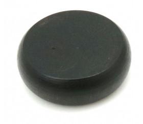 10 Palets crokinole 32 mm jeux 5 pions naturels et 5 pions noirs
