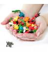 Figurine mini mini éléphant  35 x 10 x 20 mm