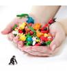 Figurine mini mini singe 26 x 15 x 16 mm