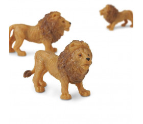Figurine mini mini lion 28 x 20 x 18 mm
