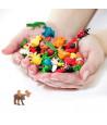 Figurine mini mini élan 30 x 20 x 20 mm