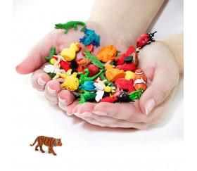 Figurine mini mini tigre 30 x 5 x 15 mm