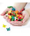 Figurine mini mini papillon 25 x 5 x 17 mm