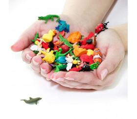 Figurine mini mini dauphin 12 x 34 x 15 mm