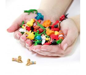 Figurine mini mini bébé 30 x 10 x 15 mm