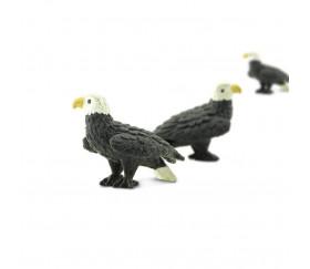 Figurine mini mini aigle impérial 25 x 18 x  20 mm
