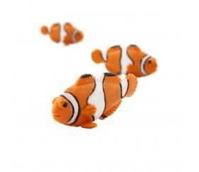 Figurine mini mini poisson clown 28 x 15 x 10 mm