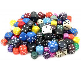 Lots dés à jouer mélange surprise Chessex