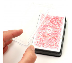 54 cartes internationales 100 % plastique Lonfleld dans boite plastique