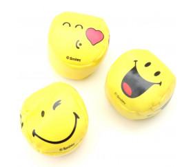 3 Balles de jonglage Smiley 6.3 cm