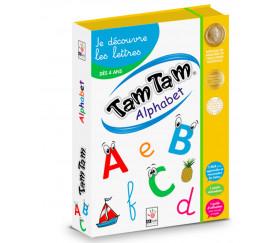Tamtam Coffret Alphabet - découverte des lettres
