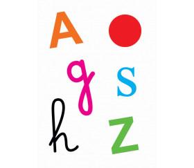 Tamtam Alphabet Le coffret - découverte des lettres