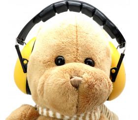 Casque Antibruit enfant - protection pour les oreilles
