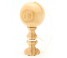 Bilboquet en bois mini 11.5 cm - jeu traditionnel