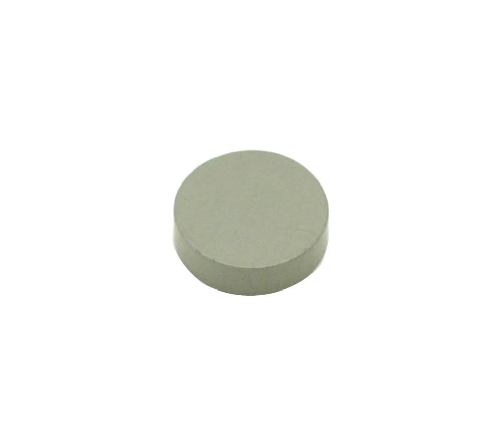 Pion palet gris 2.1 cm en bois pour jeu 21 x 7 mm