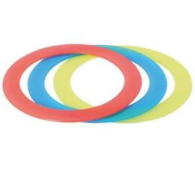 Lot 3 Anneaux pour jeux de lancer ou jonglage