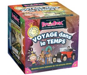 Jeu Brainbox Voyage dans le temps