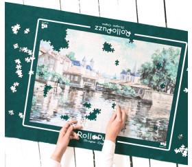 RolloPuzz Compact - tapis enroulable Puzzle jusqu'à 1000 pièces
