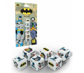 Set de 6 dés Batman
