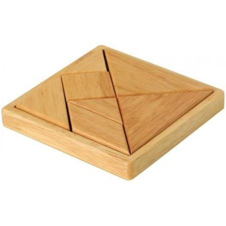 Tangram jeu esprit construction