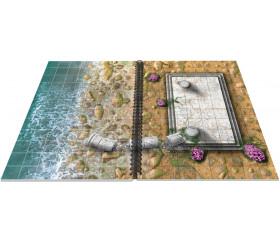 Livre plateau de jeu Big Book of Battle Mats Vol.2