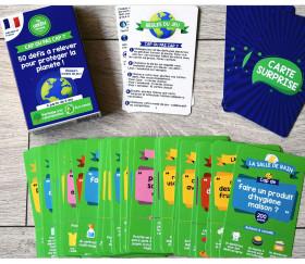 Jeu ma green Planet : Cap ou pas cap 50 défis pour protéger la planète