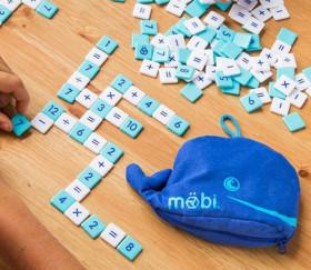 Mobi la baleine fun : jeu de calcul mathématiques