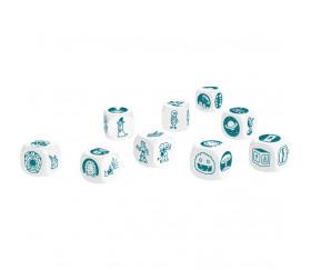 Story Cubes Astro - 9 Dés spéciaux pour jeux