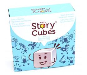boite jeu Story Cubes Action - 9 Dés spéciaux